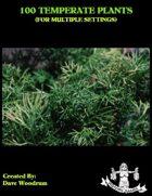 100 Temperate Plants