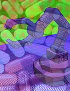 Drug Addled Factory Bots (Music Track)
