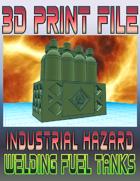 Industrial Hazard: Welding Fuel Tanks (STL File)