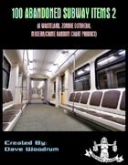 100 Abandoned Subway Finds 2