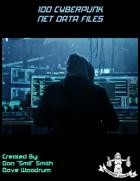 100 Cyberpunk Net Data Files