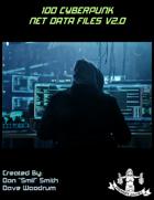 100 Cyberpunk Net Data Files V2.0