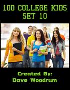 100 College Kids Set 10