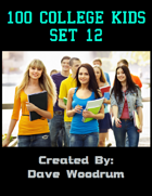 100 College Kids Set 12