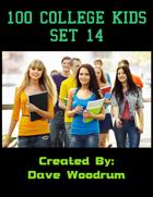 100 College Kids Set 14