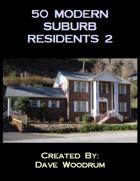 50 Modern Suburb Residents 2