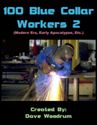 100 Blue Collar Workers 2