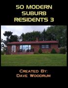 50 Modern Suburb Residents 3