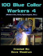 100 Blue Collar Workers 4