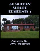 50 Modern Suburb Residents 4