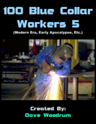 100 Blue Collar Workers 5