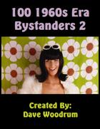 100 1960s Era Bystanders 2