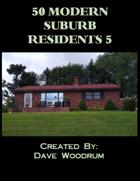 50 Modern Suburb Residents 5