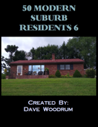 50 Modern Suburb Residents 6