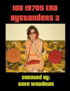 100 1970s Era Bystanders 3