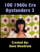 100 1960s Era Bystanders 3