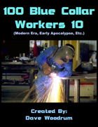 100 Blue Collar Workers 10