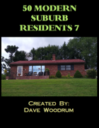 50 Modern Suburb Residents 7