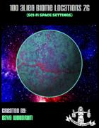 100 Alien Biome Locations 26