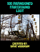 100 Abandoned Fairground Loot