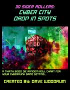 30 Sider Rollers: Cyber City Drop In Spots