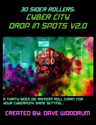 30 Sider Rollers: Cyber City Drop In Spots V2.0