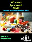 100 Artist Apartment Finds
