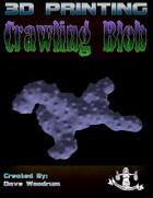 Crawling Blob (3D Printing)