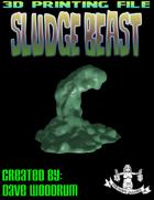 Sludge Beast (3D Printing)
