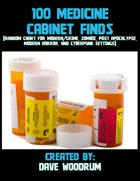 100 Medicine Cabinet Finds