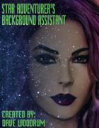 Star Adventurer's Background Assistant