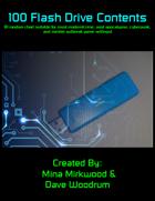 100 Flash Drive Contents