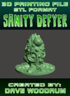 3D Print File: Sanity Defyer (Weird Fiction, Etc.)