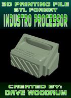 3D Print File: Industro Processor