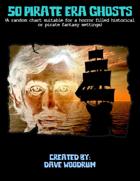 50 Pirate Era Ghosts
