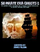 50 Pirate Era Ghosts 2