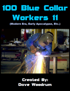 100 Blue Collar Workers 11