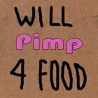 Will Pimp For Food [Modern/Retro Theme Music]