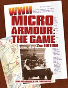 Micro Armour: The Game-WWII, 2nd Edition (Full Color)