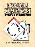 4e DM's Status Marker Tokens