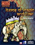 Sahasra - Items of Magic and War