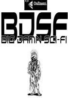 BDSF: Big Damn Sci-Fi