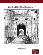 Castle of the Mad Archmage Map Book
