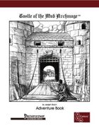 Castle of the Mad Archmage Adventure Book (Pathfinder Roleplaying Game Edition)