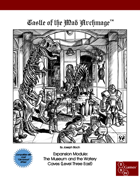 Castle of the Mad Archmage Expansion - Level Three East