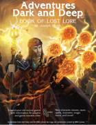 Book of Lost Lore
