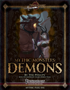 Mythic Monsters #1: Demons