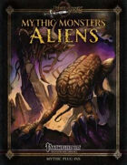 Mythic Monsters #17: Aliens