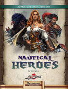 Nautical Heroes: Pregenerated Characters