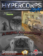 Hypercorps 2099: A R.I.P.E. Investment